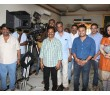 Ajiths 55th movie pooja stills