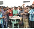 Rajarani tamil movie wrap up event
